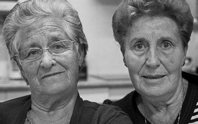 Librada Sánchez Ortiz y Aurora Alegre Gómez